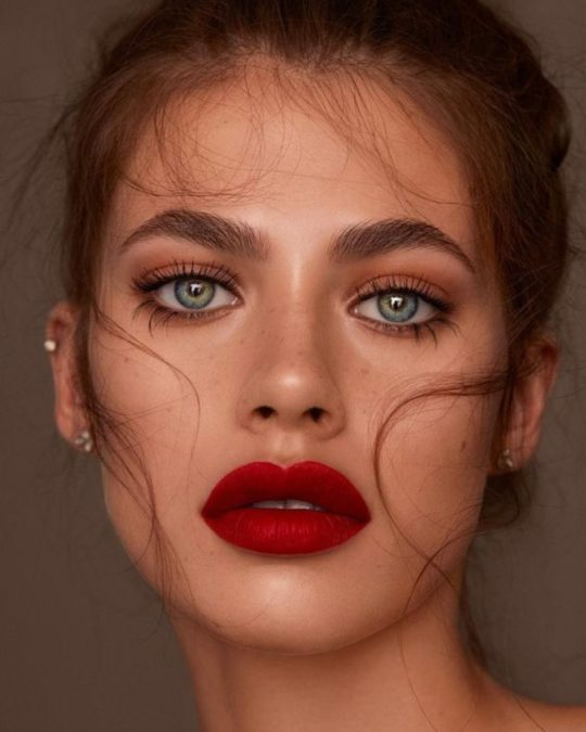 Nos inspirations make-up pour la Saint-Valentin !
